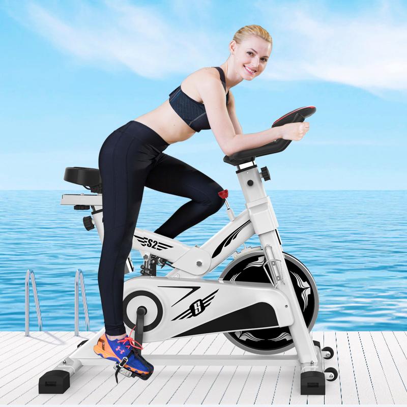 美国斯诺德动感单车智能家用静音室内健身车运动健身器材 S2动感单车