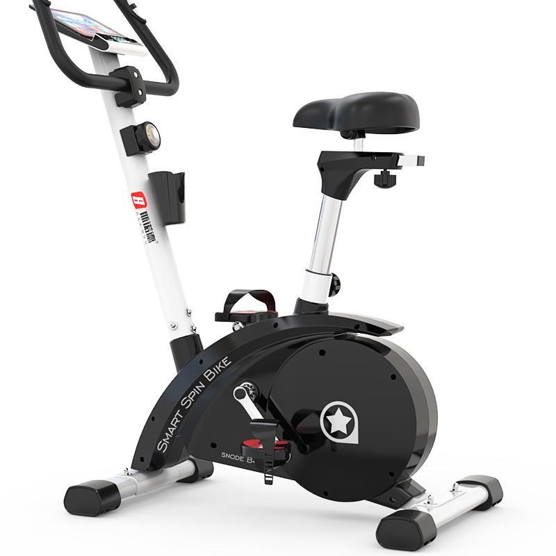 美国斯诺德健身车家用室内智能磁控动感单车健身器材 B420